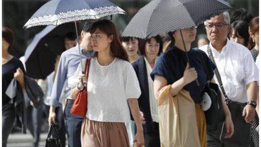 जापान में भीषण गर्मी से 23 की मौत, 12 हजार से ज्यादा लोग अस्पतालों में भर्ती