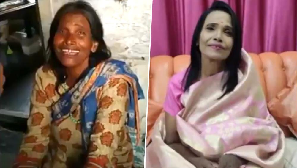 लता मंगेशकर का गाना 'एक प्यार का नगमा' गाने वाली महिला का नया लुक चर्चा में, मेकओवर के साथ किस्मत भी चमकी