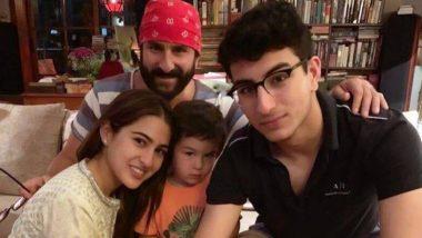 सारा अली खान ने इस अंदाज में 'अब्बा' सैफ अली खान को दी जन्मदिन की बधाई, शेयर की ये खास तस्वीर