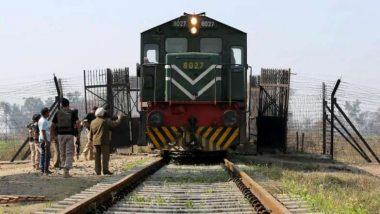 'समझौता एक्सप्रेस को रोके जाने पर पाकिस्तान से कोई औपचारिक सूचना नहीं'
