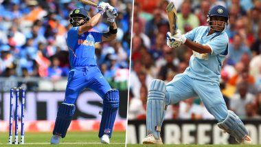 IND vs WI 2nd ODI 2019: विराट ने गांगुली को पछाड़ा, ODI में बने सर्वाधिक रन बनाने वाले दुसरे भारतीय