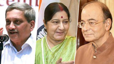 साल 2019 में बीजेपी ने खोए मनोहर पार्रिकर, सुषमा स्वराज, अरुण जेटली सहित  ये दिग्गज नेता, पार्टी को हमेशा खलेगी इनकी कमी