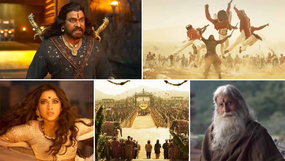 अमिताभ बच्चन-चिरंजीवी स्टारर 'सई रा नरसिम्हा रेड्डी' का धमाकेदार टीजर हुआ रिलीज!