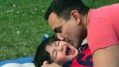 सैफ अली खान और तैमूर की ये क्यूट फोटो सोशल मीडिया पर हुई वायरल