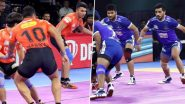 Pro Kabaddi League 2019: हरियाणा स्टीलर्स ने यू मुंबा को हराया, अंक तालिका में पांचवें स्थान पर पहुंचे
