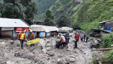 उत्तराखंड में बारिश ने बरपाया कहर: उत्तरकाशी के मोरी में बादल फटने से 17 लोगों की मौत- रेस्क्यू ऑपरेशन जारी