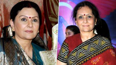 बॉलीवुड अभिनेत्री विद्या सिन्हा की हालत गंभीर, अस्पताल में भर्ती