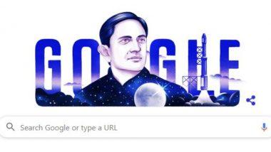Google Doodle: गूगल सेलिब्रेट कर रहा है ISRO के संस्थापक विक्रम साराभाई का 100वां जन्मदिन, ये खास डूडल बनाकर किया सलाम