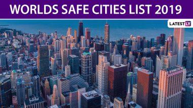 Worlds Safe Cities List 2019: सबसे सुरक्षित शहरों में टोक्यो सबसे ऊपर, मुंबई 45 और दिल्ली 52वें नंबर पर