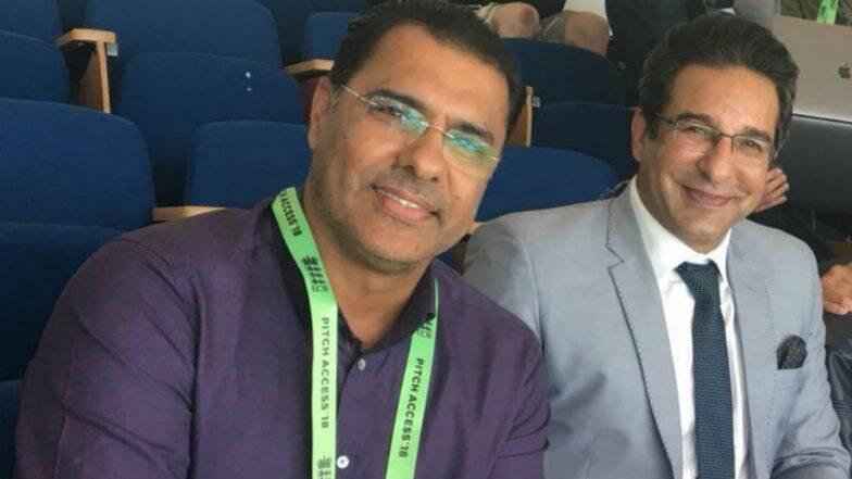 वकार यूनुस ने पाकिस्तानी क्रिकेट टीम के गेंदबाजी कोच के लिए दी अर्जी