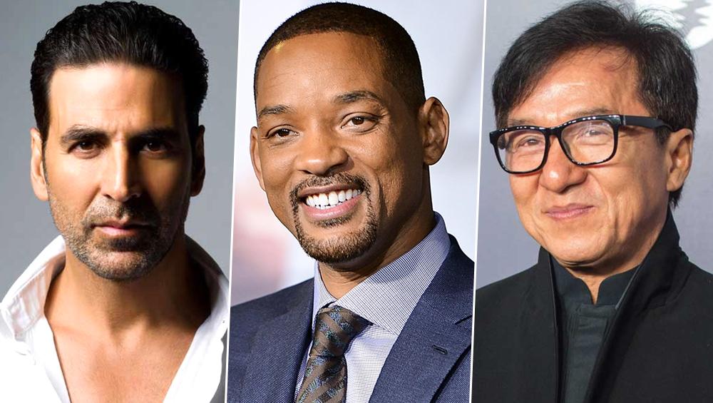 विल स्मिथ और जैकी चैन जैसे हॉलीवुड एक्टर्स को पछाड़ फोर्ब्स के सबसे कमाऊ स्टार्स की लिस्ट में अक्षय कुमार ने हासिल किया ये बड़ा स्थान