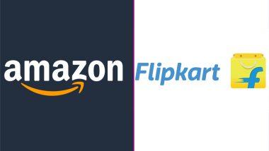 Amazon, Flipkart की 6 दिनों हुई 19000 करोड़ रुपये की बिक्री