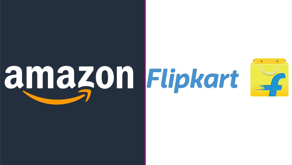 Amazon, Flipkart ने त्योहारी बिक्री के पहले चरण में दर्ज की मजबूत वृद्धि