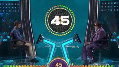 केबीसी 11 के मंच पर अमिताभ बच्चन ने कही ये हैरान करने वाली बात, बताया आखिर क्यों तकिए के नीचे जूते रखकर सो जाते थे