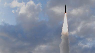 उत्तर कोरिया ने फिर कम दूरी की 2 मिसाइलों का किया परीक्षण: सियोल
