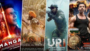 Happy Independence Day 2019: देशभक्ति से जुड़ी इन लेटेस्ट फिल्मों के साथ मनाए स्वतंत्र दिवस का ये त्यौहार