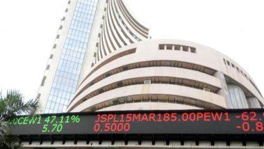 हरे निशान के साथ खुला शेयर बाजार, सेंसेक्स 117.51 और निफ्टी 43.7 अंकों के साथ बनाई मजबूती
