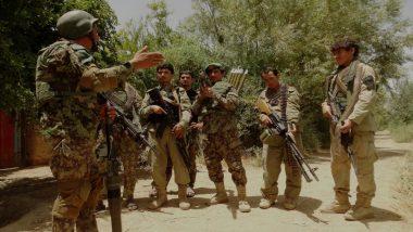अफगानिस्तान के फाइटर विमानों ने तालिबान के ठिकानों पर किया हमला, 45 आतंकवादियों की हुई मौत