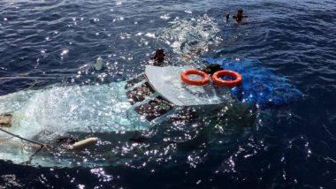 फिलीपींस में खराब मौसम के कारण 3 नांव पलटीं, 19 की हुई मौत जबकि 12 अन्य लापता