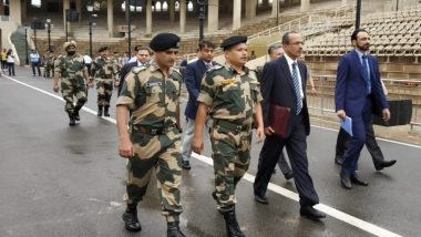 करतारपुर गलियारा: भारत और पाकिस्तान के बीच तीसरे दौर की बातचीत शुरू, 20 सदस्यीय पाकिस्तानी प्रतिनिधिमंडल पहुंचा भारत
