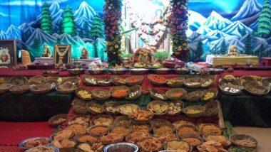 Krishna Janmashtami 2019: जानें क्या है 56 भोग का रहस्य, कृष्ण जन्माष्टमी पर क्यों कान्हा को अर्पित किए जाते हैं ये पकवान