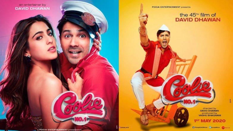 हादसा: वरुण धवन-सारा अली खान की फिल्म 'कुली नंबर 1' के सेट पर लगी भीषण आग