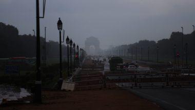 दिल्ली-NCR में बारिश से मौसम हुआ सुहावना, गर्मी और उमस से मिली राहत- डायवर्ट की गई 4 उड़ानें