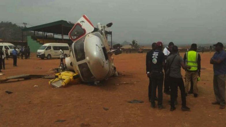 ग्रीस: पोरस द्वीप में बिजली के तारों में फसी हेलीकॉप्टर हुई दुर्घटना का शिकार, पायलट सहित 2 की मौत