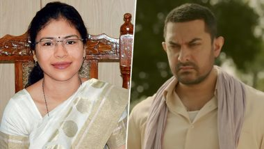 फिल्म 'दंगल' से क्रुसेडर दुर्गा शक्ति नागपाल कोइस चीज ने किया प्रेरित!