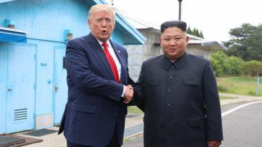 अमेरिकी राष्ट्रपति डोनाल्ड ट्रंप को उत्तर कोरिया के नेता किम जोंग-उन के साथ एक और मुलाकात की उम्मीद