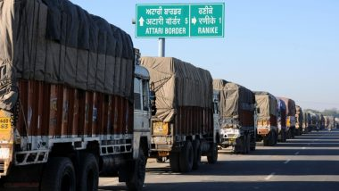 जम्मू-कश्मीर: अनुच्छेद 370 हटाए जानें के बाद से बौखलाए पाकिस्तान ने भारत संग व्यापार औपचारिक रूप से किए स्थगित