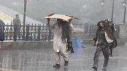 मध्यप्रदेश में बारिश के कारण कुछ जिलों में लोक अदालत का काम हुआ प्रभावित