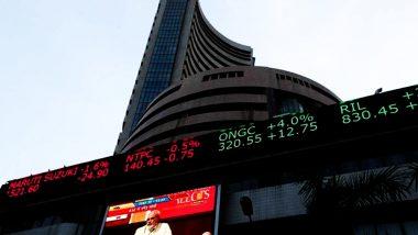शेयर बाजार में शुरुआती बढ़त के बाद टूटा सेंसेक्स, निफ्टी में 38.85 अंकों की आई गिरावट