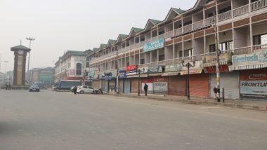 जम्मू-कश्मीर: अनुच्छेद 370 हटाए जाने के बाद घाटी में खुले मीडिल स्कूल, शिक्षक-छात्र रहे नदारद