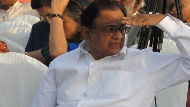 प्रवर्तन निदेशलय ने पूर्व केंद्रीय मंत्री पी. चिदंबरम के खिलाफ जारी किया लुकआउट नोटिस