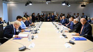 G7 Summit: भारत-पाक के बीच तनाव घटाने में मदद करना इस सम्मेलन में उठाए गए पांच प्रमुख मुद्दों में से एक