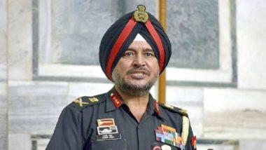 जम्मू-कश्मीर: उत्तरी कमान के आर्मी कमांडर ऑफिसर लेफ्टिनेंट जनरल रनबीर सिंह ने की उच्च स्तरीय बैठक की अध्यक्षता