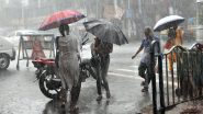 Monsoon 2020: मुंबई-ठाणे के लिए 3 जून को ऑरेंज अलर्ट, पालघर के लिए रेड अलर्ट जारी- मौसम विभाग
