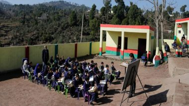 उत्तर प्रदेश सरकार का फैसला, सरकारी स्कूलों में योग करेंगे छात्र