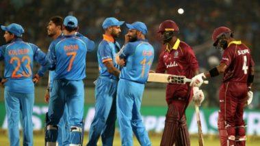 India vs West Indies 2nd T20I 2019: बारिश के कारण भारत बनाम वेस्टइंडीज मैच में पड़ा खलल