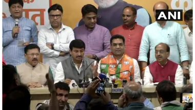 बीजेपी में शामिल हुए AAP के बागी नेता कपिल मिश्रा, दिल्ली प्रदेश अध्यक्ष मनोज तिवारी ने दिलाई सदस्यता