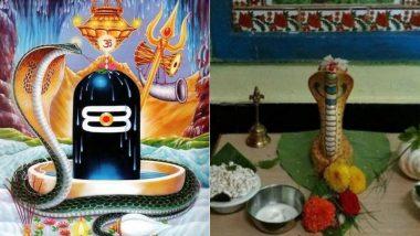 Nag Panchami 2019: 5 अगस्त को सावन सोमवार और नाग पंचमी का बन रहा है दुर्लभ संयोग, जानें शुभ मुहूर्त, पूजा विधि व इस पर्व का महत्व