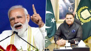 370 हटाने पर PAK सरकार के मंत्री फवाद चौधरी के बिगड़े बोल, भारत को दी युद्ध की धमकी