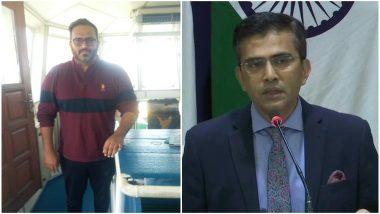 मालदीव के पूर्व उपराष्ट्रपति अहमद अदीब अब्दुल गफूर भारत में हुए गिरफ्तार! MEA रवीश कुमार ने कहा- सच का पता लगा रहे
