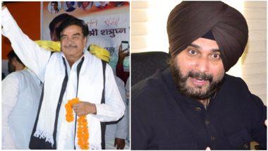 शत्रुघ्न सिन्हा को मिल सकती है दिल्ली कांग्रेस अध्यक्ष पद की कमान, नवजोत सिंह सिद्धू के नाम की भी चर्चा!