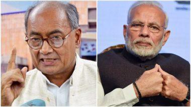 कांग्रेस नेता दिग्विजय सिंह का बड़ा आरोप, कहा- जम्मू कश्मीर के हालात पर झूठ बोल रही है मोदी सरकार