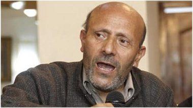 NIA ने आतंकवाद के लिए धन मुहैया कराने के मामले में जम्मू कश्मीर के पूर्व विधायक राशिद इंजीनियर को किया गिरफ्तार