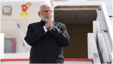 इमरान के परमाणु हमले की धमकी के बीच पाकिस्तानी एयरस्पेस का इस्तेमाल कर भारत पहुंचे पीएम मोदी