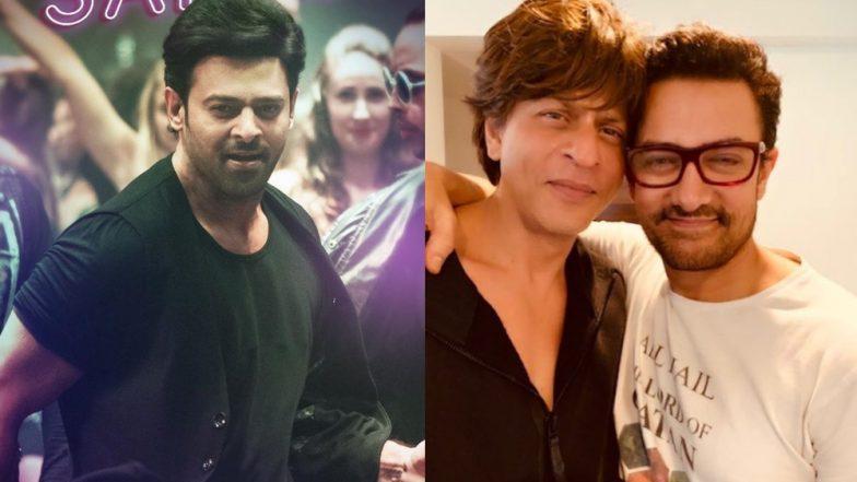 फिल्म साहो से बॉलीवुड में लौट रहे एक्टर प्रभास ने आमिर,शाहरुख और सलमान खान संग तुलना पर दिया ये दमदार जवाब