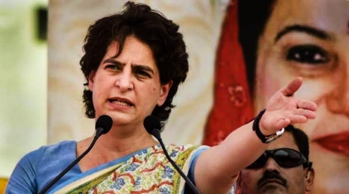 प्रियंका गांधी ने सरदार पटेल  की जयंती पर बीजेपी को सुनाई खरी-खरी, गुजरात के CM विजय रुपाणी ने भी नहीं छोड़ा मौका